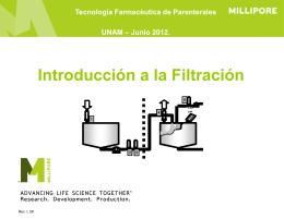 Platica2-FILTRACION