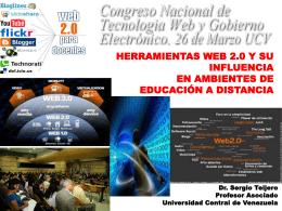 Presentación_Congreso Nacional Tecnologías Web y