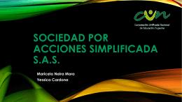 SOCIEDAD POR ACCIONES SIMPLIFICADA S.A.S.
