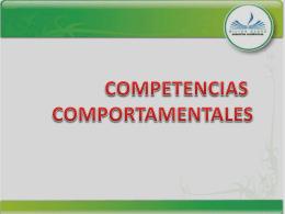 Descargar Comportamentales 2013