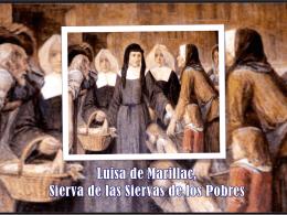 POWER SANTA LUISA - Las Hijas de la Caridad en Perú