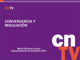 Diapositiva 1 - Red Infancia & Comunicación