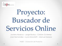 PresentacionProyecto - U