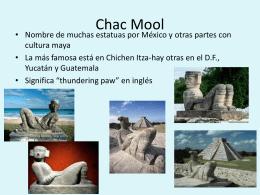 Chac Mool - Reeths