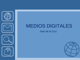 Juan de la Cruz - Medios Digitales