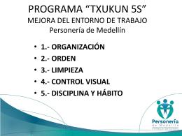 Personeria-Las 5 s - Personería de Medellín