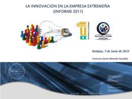 Presentación de PowerPoint - Universidad de Extremadura