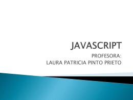 JAVASCRIPT - programacion3sanvicente