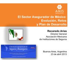 Diapositiva 1 - Mercado Asegurador