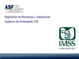 I. Contexto - Auditoría Superior de la Federación