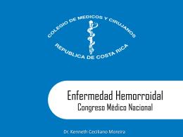 DR CECILIANO - Colegio de Médicos y Cirujanos de Costa Rica