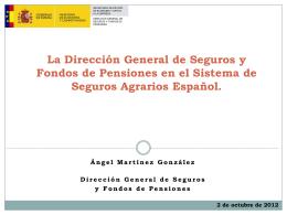 Ponencia de Ángel Martínez.