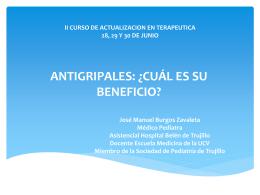 II CURSO DE ACTUALIZACION EN TERAPEUTICA