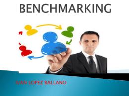 benchmarking y analisi de la competencia