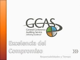 Excelencia del Compromiso - Portal de Eventos da DSA