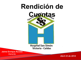 apc-aa-files - ESE Hospital Departamental San Simón