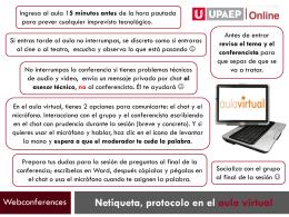 Netiqueta - UPAEP Online