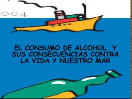 el consumo de alcohol y sus consecuencias contra la vida y nuestro