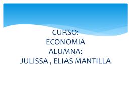 JULISSA ELIAS MANTILLA , TLC