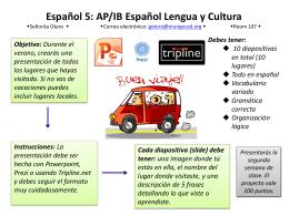 AP/IB Español Lengua y Cultura