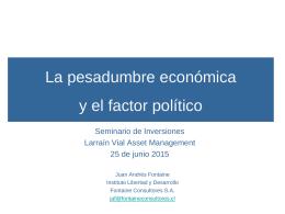 Diapositiva 1 - Libertad y Desarrollo