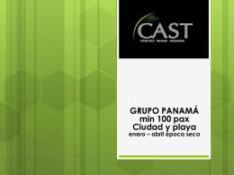 DIA 2 – Visita a la Cuidad de Panama
