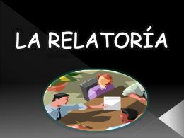 RELATORIA-2-DIAPOSITIVAS.