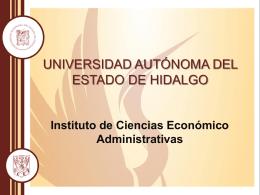 anibal_macro - Universidad Autónoma del Estado de Hidalgo