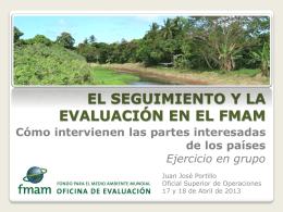 Oficina de Evaluación del FMAM