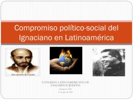 Compromiso político-social del Ignaciano - Ex