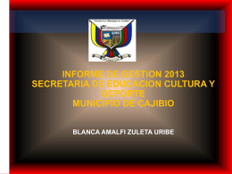 INFORME_EDUCACION 2013 final