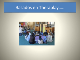 Basados en Theraplay*..