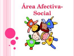 área afectiva social