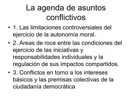 LAS INSTITUCIONES POLITICAS URUGUAYAS