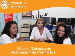 Origen de los conflictos - Comunidade de Aprendizagem