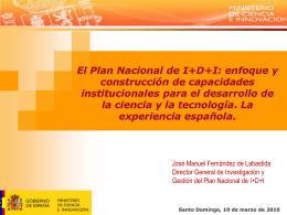 Presentación en Santo Domingo