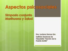 Dra. Luciana Ramos Lira - Academia Nacional de Medicina