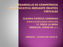 OVACLAUDIA CARDENAS vf - Secretaría de Educación de