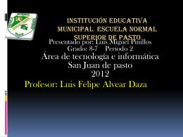 Diapositiva 1 - luis99miguel