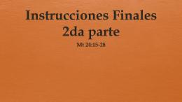 Vers 22 - Familia Semilla