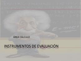 EVALUACION CALCULO (337221)