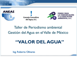 presentación - Agua.org.mx