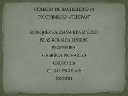 gabriela pichardo grupo 210 ciclo escolar: 2010-2011