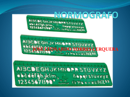 NORMOGRAFO