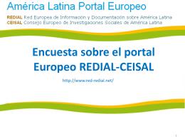 Slide 1 - América Latina
