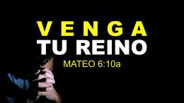130804 Slides Predicacion – Mt6v10