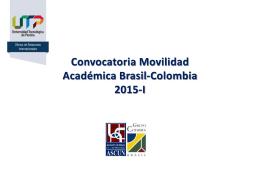 Relaciones Internacionales - Universidad Tecnológica de Pereira