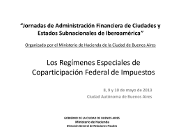 Descargar Presentación - Ciudad Autónoma de Buenos Aires