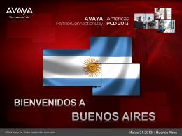 Lo que hace diferente a Avaya es…