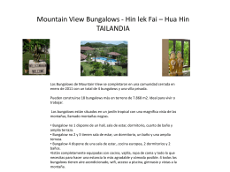 Mountain View Bungalows